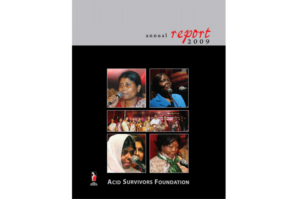 Acid Survivors Foundation - Human Rights