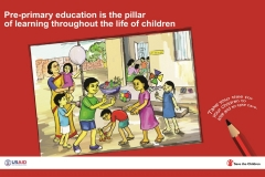 Save The Children Education