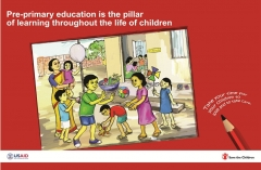 Save The Children - Education